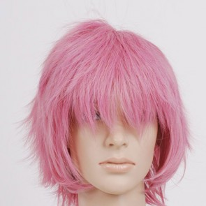 Pink Cosplay Wig