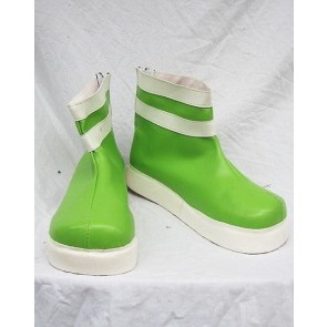Powerpuff Girls Z Kaoru Matsubara Buttercup Cosplay Shoes