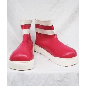 Powerpuff Girls Z Momoko Akatsutsumi Blossom Cosplay Shoes
