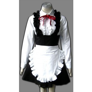 Pure Spirit Cosplay Maid Costume