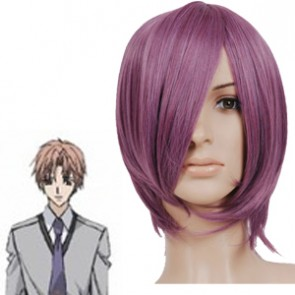 Purple 35cm The Betrayal Knows My Name-Sakurai Yuki Cosplay Wig