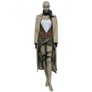 Resident Evil Alice Cosplay Costume