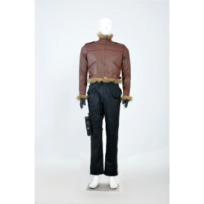 Resident Evil Leon Scott Kennedy Cosplay Costume