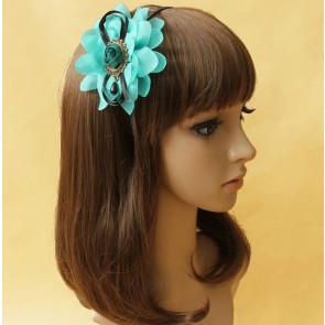Retro Floral Handmade Lolita Headband
