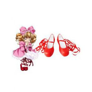 Rozen Maiden Hinaichigo Imitation Leather Cosplay Shoes