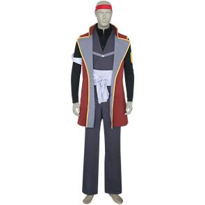 Rurouni Kenshin Captain Sagara Sozo Cosplay Costume
