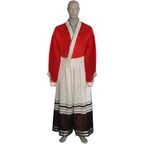 Rurouni Kenshin Himura Kenshin Holiday Cosplay Costume