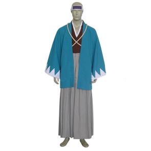 Rurouni Kenshin Saito Hajime Shinsengumi Cosplay Costume