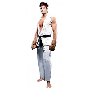 Street Fighter Ryu Cosplay Costume