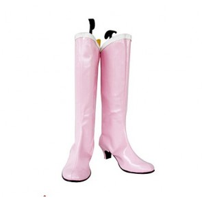 Sailor Moon Chibiusa Cosplay Boots