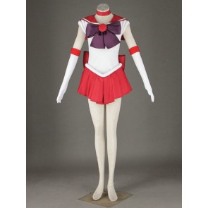Sailor Moon Sailor Mars Raye Hino Cosplay Costume