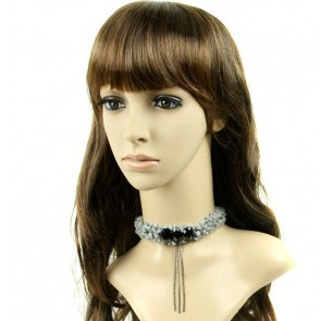 Sexy Concise Metal Chain Girls Lolita Necklace