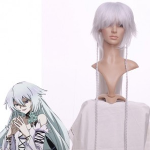 Silver 135cm Pandora Hearts Intention of the Abyss Nylon Cosplay Wig