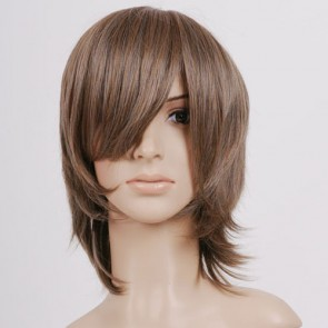Silver Grey Konoe Cosplay Wig