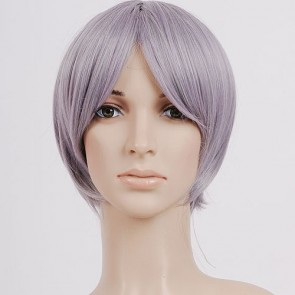 Silver Grey Norway Cosplay Wig
