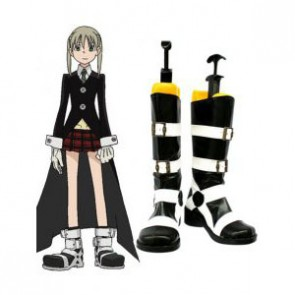 Soul Eater Maka Albarn Imitation Leather Cosplay Boots
