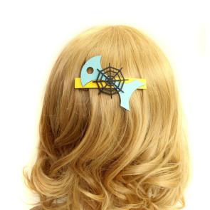 Special Cobweb Girls Handmade Lolita Hairpin
