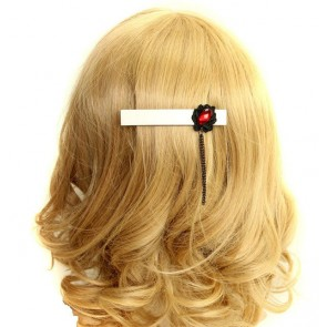 Special Floral Girls Handmade Lolita Hairpin