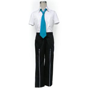 Starry Sky Seigatsu Academy Boys Blue Tie Summer Uniform