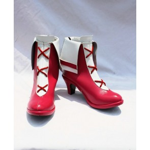 Suite PreCure Hojo Hibiki Cure Melody Cosplay Boots