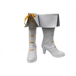 The Legend of Heroes Zero No Kiseki Ellie MacDowell Cosplay Boots