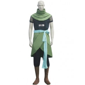 Naruto Three-Tailed Giant Turtle Yagura Cosplay Costume