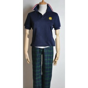 Uta no Prince-sama Boys School Summer Uniform Cosplay Costume