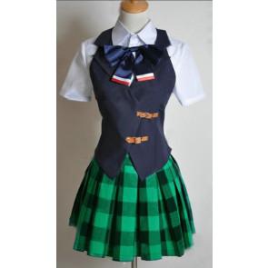 Uta no Prince-sama Nanami Haruka Girls Summer Uniform Cosplay Costume