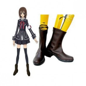 Vampire Knight Imitation Leather Cosplay Boots