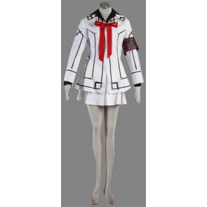 Vampire Knight White Kurosu Yuuki Cosplay Costume