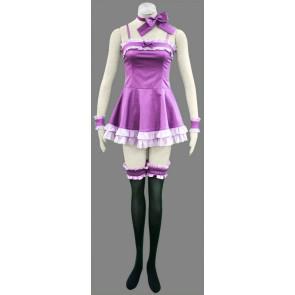 Vampire Knight Yuuki Cross Evening Dress Cosplay Costume