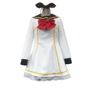 Vocaloid Cosplay Costume Uniform Dress