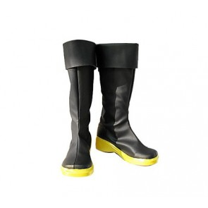 Vocaloid Faux Leather Kaiko Cosplay Boots