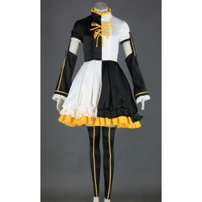 Vocaloid Kagamine Cosplay Costume