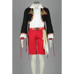 Vocaloid Kagamine Len Elegant Cosplay Costume