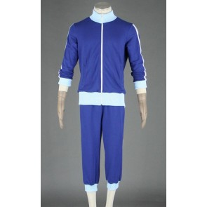Vocaloid Kaito Anime Cosplay Costume
