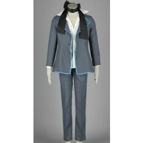 Vocaloid Kaito Cosplay Costume - Black Edition