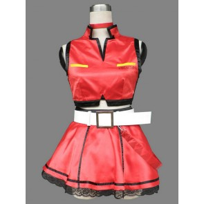 Vocaloid Meiko Cosplay Costume - 2nd Edition