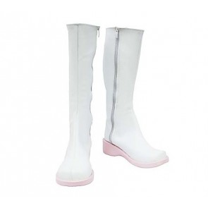 Vocaloid Miku Pink Sole Cosplay Boots