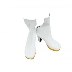 Vocaloid Rin Faux Leather Cosplay Boots