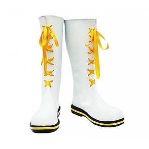 Vocaloid Rin Kagamine Meltdown Cosplay Boots