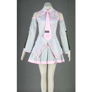 Vocaloid Sakura Hatsune Miku Cosplay Costume