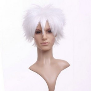 White 32cm Death Note Near Cosplay Wig