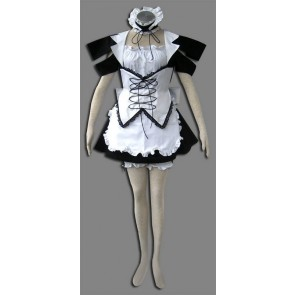 Wind Spirit Cosplay Maid Costume