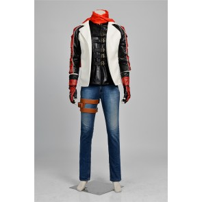 Tekken 6 Leo Halloween Cosplay Costume