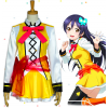 Love Live! The School Idol Movie Sunny Day Song Umi Sonoda Cosplay Costume