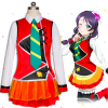 Love Live! The School Idol Movie Sunny Day Song Nozomi Tojo Cosplay Costume