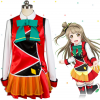 Love Live! The School Idol Movie Sunny Day Song Kotori Minami Cosplay Costume