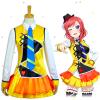 Love Live! The School Idol Movie Sunny Day Song Maki Nishikino Cosplay Costume