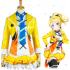 Love Live! The School Idol Movie Sunny Day Song Eli Ayase Cosplay Costume